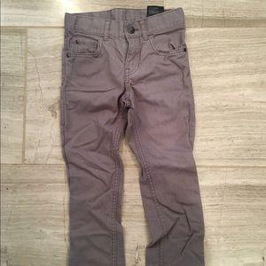 H&M Twill Straight Leg Pants 3T